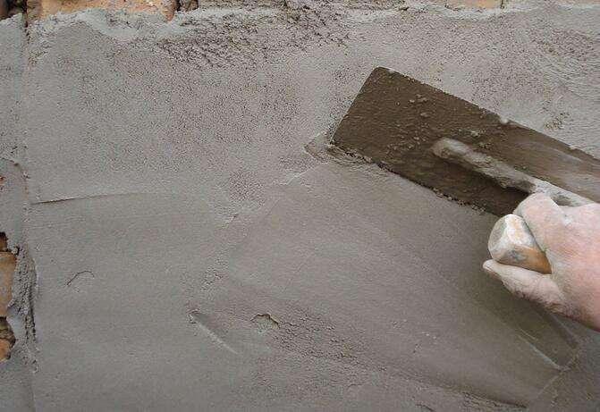 抗裂抹面砂浆